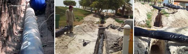 Pipeline-developed