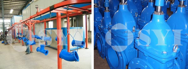 SYI-Valve-Production-Facility