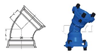 EX-Double-Socket-45-Deg-Bend
